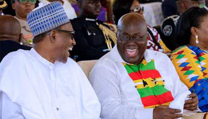 President Akufo-Addo Congratulates President Buhari On His Re-Election -  Ghana Permanent Mission to the United Nations