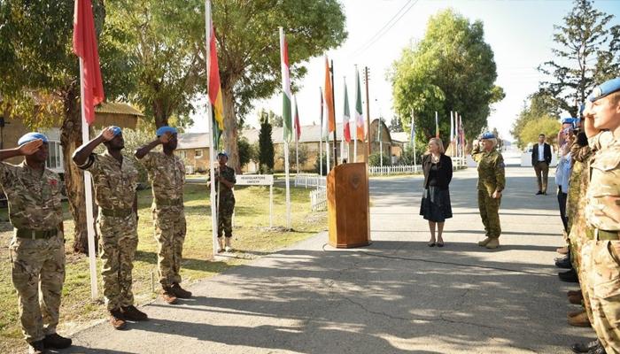 Ghana joins ranks of Troop